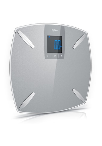 MyBeo Glas Diagnosewaage »Digital - Multifunktionswaage / Max. 180 kg« kaufen