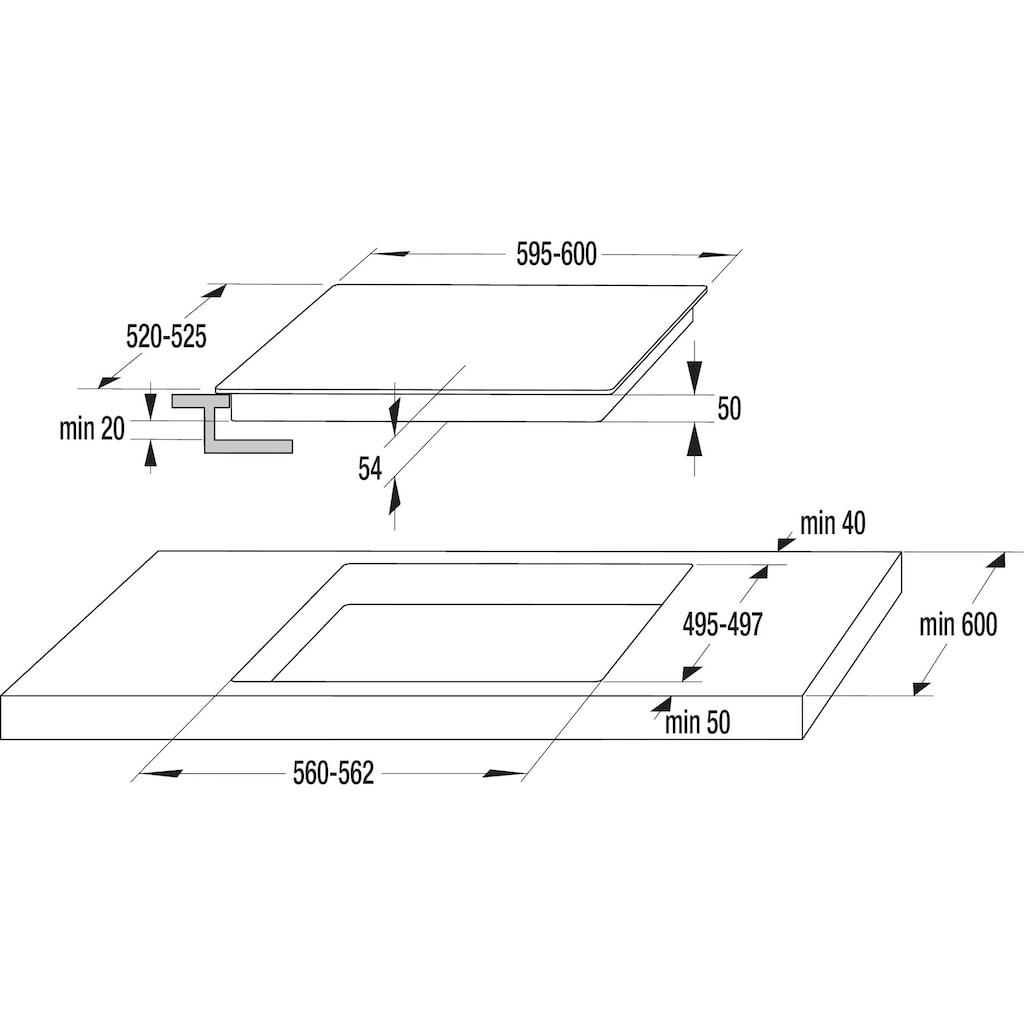 GORENJE Backofen-Set »PACIFIC Pyro Gl«, BOP737E20B, mit 1-fach-Teleskopauszug, Pyrolyse-Selbstreinigung