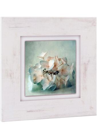 Home affaire Holzbild »Blume«, 40/40 cm kaufen