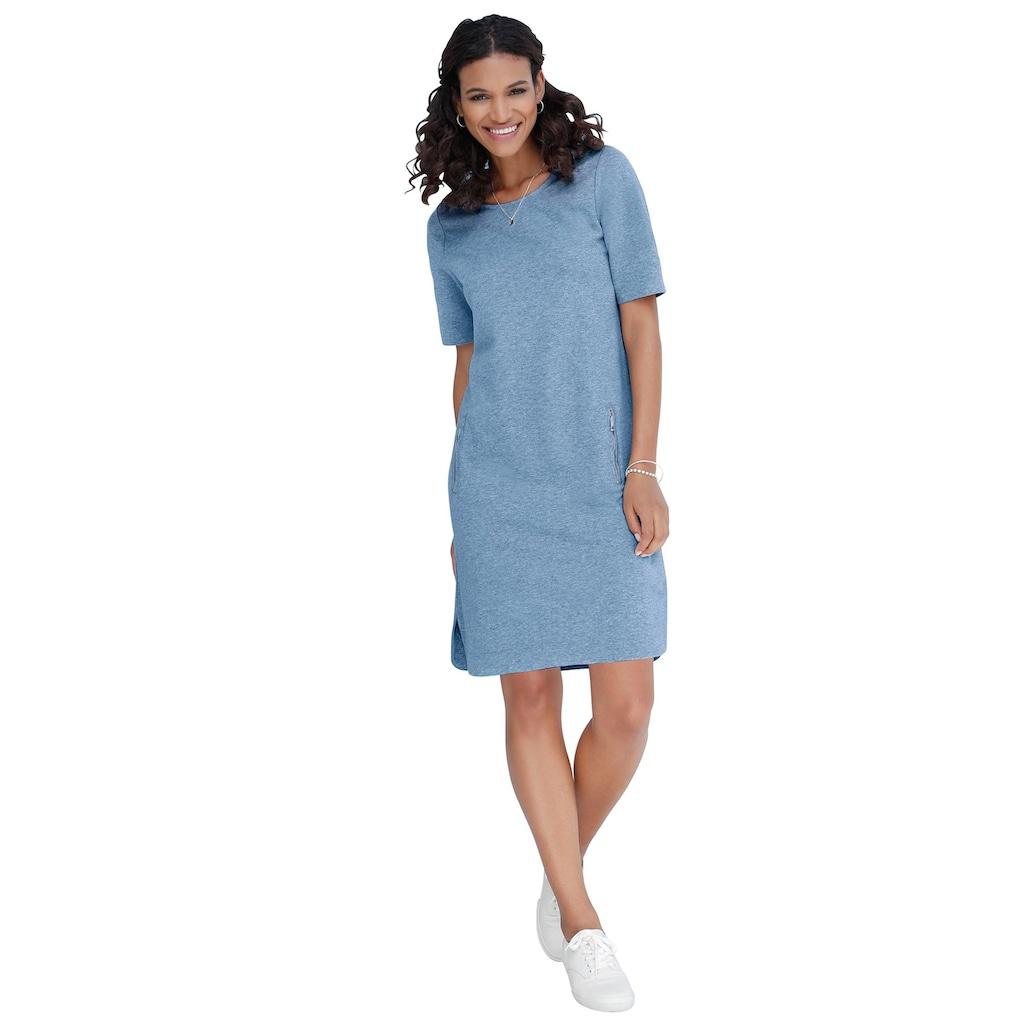 Casual Looks Shirtkleid »Jersey-Kleid«