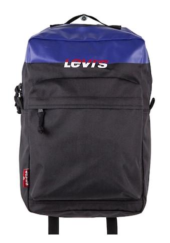 Levi's® Cityrucksack, mit gepolstertem Rücken kaufen