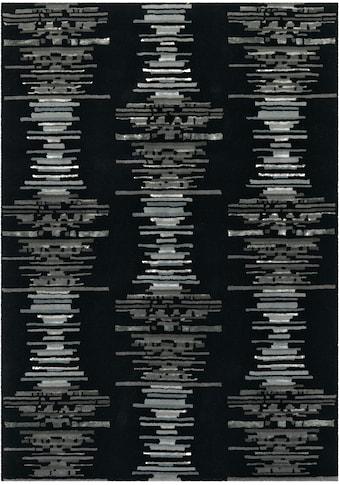 Arte Espina Teppich »Satin 8060«, rechteckig, 4 mm Höhe, Wohnzimmer kaufen