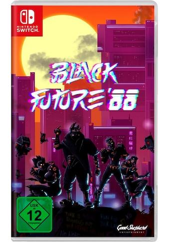 Black Future 88 Nintendo Switch kaufen