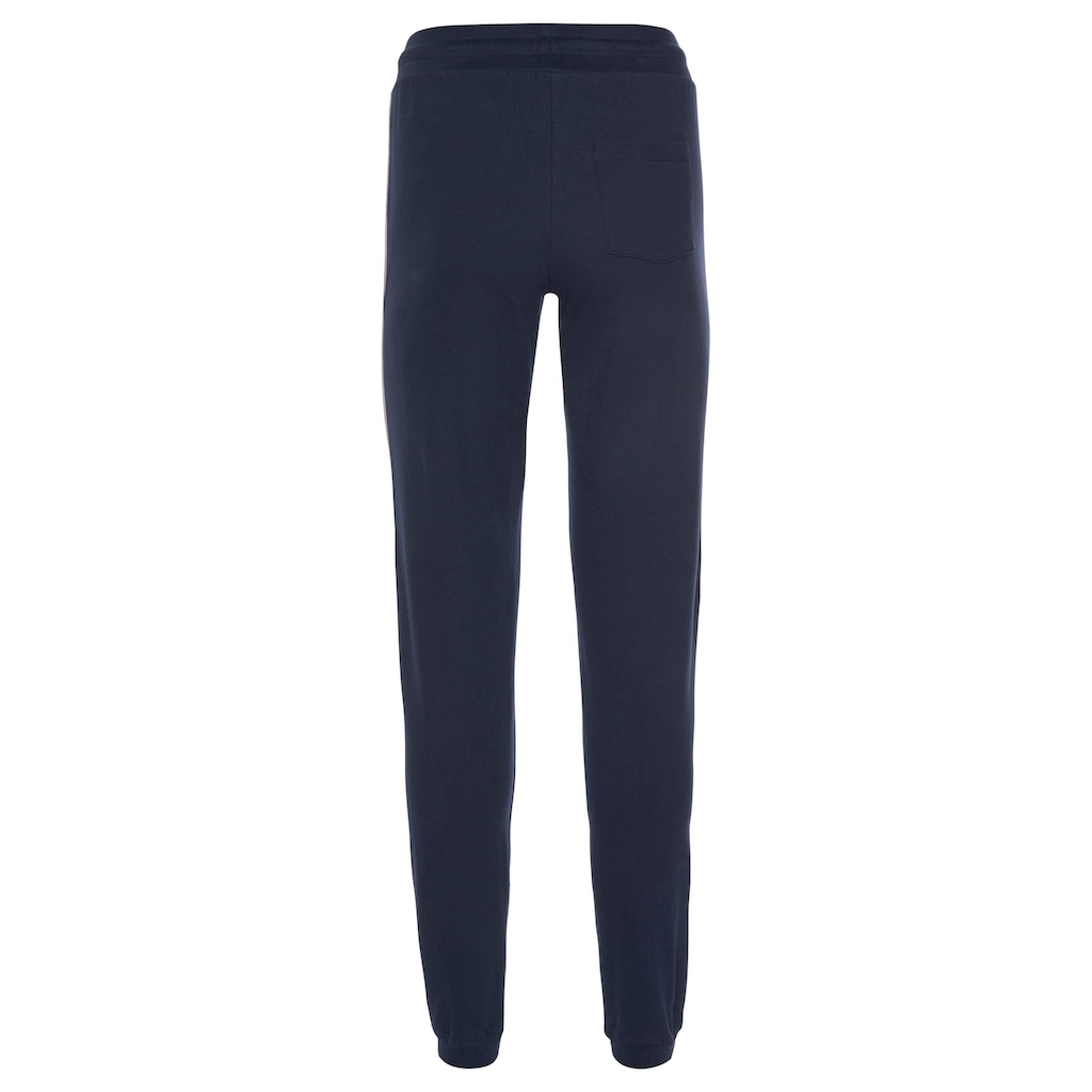 Ocean Sportswear Jogginghose »Regular Fit«, mit Tapestreifen