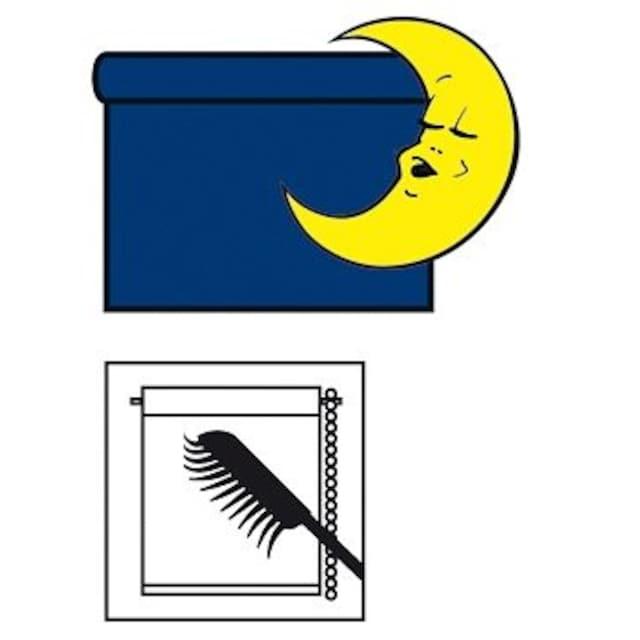 Seitenzugrollo »Seitenzugrollo Abdunklung«, GARDINIA, verdunkelnd