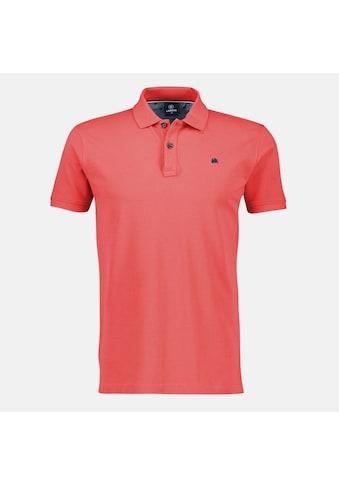 LERROS Poloshirt, unifarben, in feiner Piquéqualität kaufen