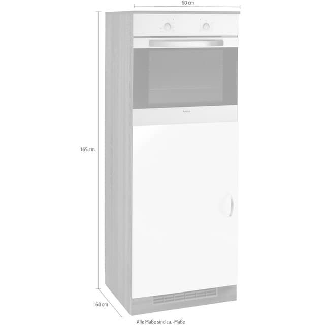 wiho Küchen Kühlumbauschrank »Flexi«