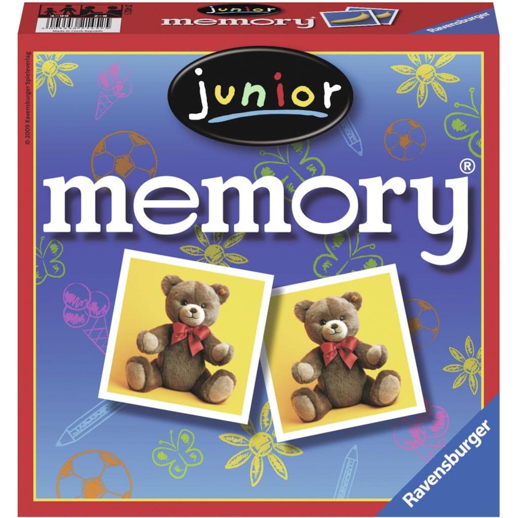 Ravensburger Spiel »Junior memory®«, Made in Europe, FSC® - schützt Wald - weltweit