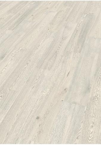 EGGER Korklaminat »HOME Comfort Summersville Eiche weiss«, 1,995 m²/Pkt., Stärke: 8 mm kaufen