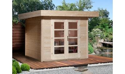 weka Gartenhaus »Chill-Out Gr.3« kaufen