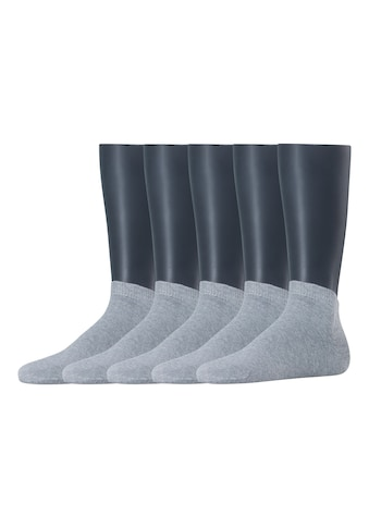 Esprit Sneakersocken »Solid 5-Pack«, (5 Paar), One size fits all (Gr. 40-46) kaufen