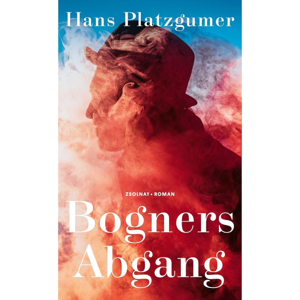 Buch »Bogners Abgang / Hans Platzgumer«