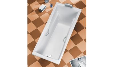 OTTOFOND Badewanne »Atlanta«, mit höhenverstellbarem Fußgestell kaufen