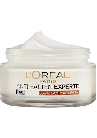 L'ORÉAL PARIS Anti-Aging-Creme »Anti-Falten Experte Feuchtigkeitspflege 65+« kaufen