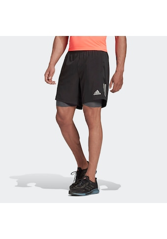 adidas Performance Funktionsshorts »OWN THE RUN TWO-IN-ONE« kaufen