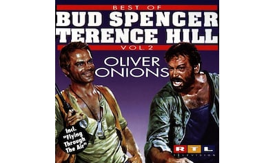 Musik-CD »Spencer/Hill-Best Of Vol.2 / Oliver Onions« kaufen