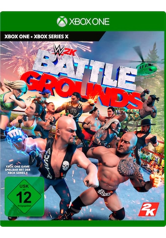 WWE 2K Battlegrounds Xbox One kaufen