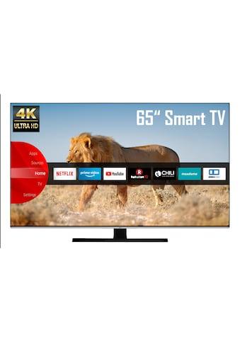 JVC LED - Fernseher (65 Zoll, 4K UHD, HDR, Smart TV) »LT - 65VU8055« kaufen