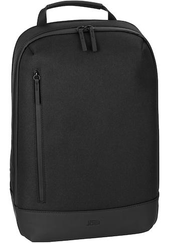 Jost Laptoprucksack »Helsinki, schwarz, 46 cm« kaufen