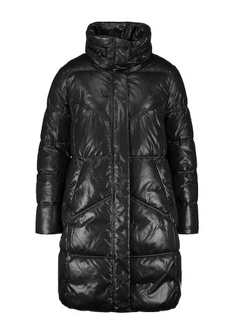 Samoon Wintermantel »Glänzender Steppmantel« kaufen