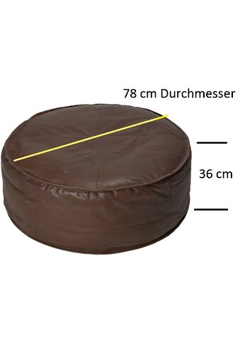 furninova Polsterhocker (1 Stück) kaufen