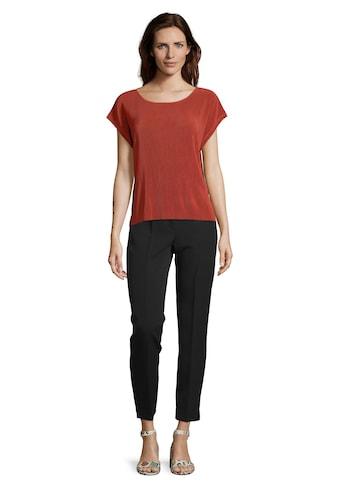 Betty Barclay T - Shirt »mit Plissee« kaufen