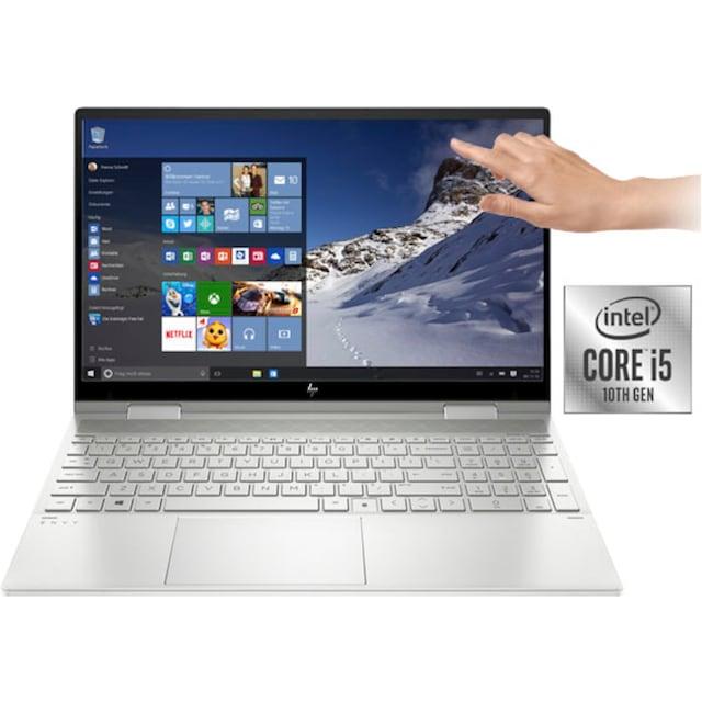 HP 15-ed0242ng Convertible Notebook (39,6 cm / 15,6 Zoll, 256 GB SSD)