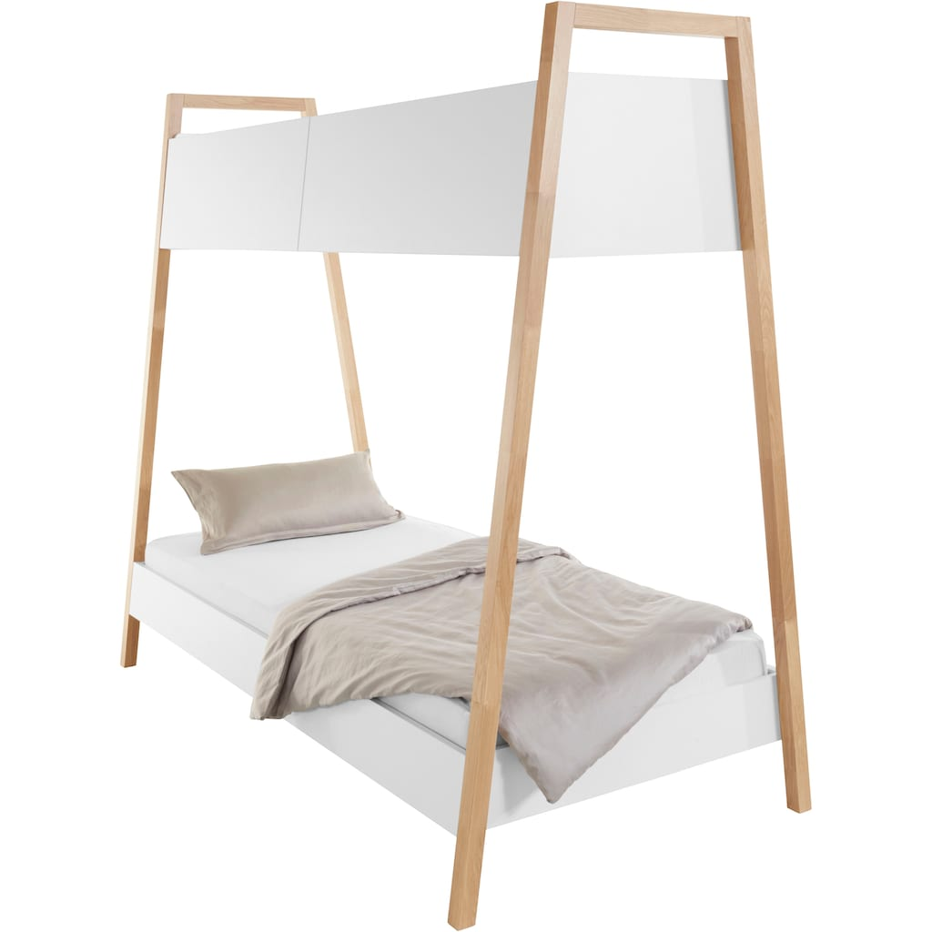 OTTO products Stauraumbett »Cobbo«, Designed by Michael Hilgers