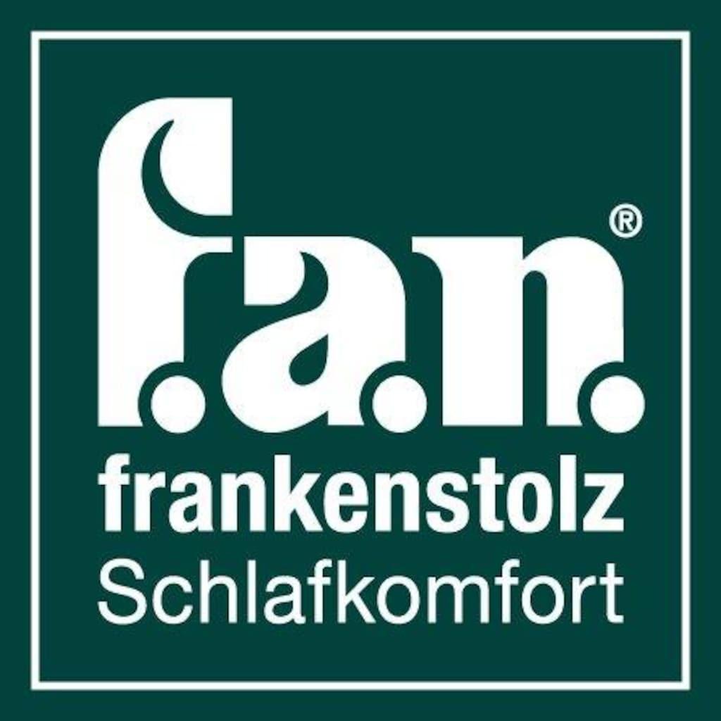 f.a.n. Frankenstolz Komfortschaummatratze »Komfortschaummatratze »7 Zonen«, 90/200, 16 cm hoch, f.a.n.«, (1 St.)