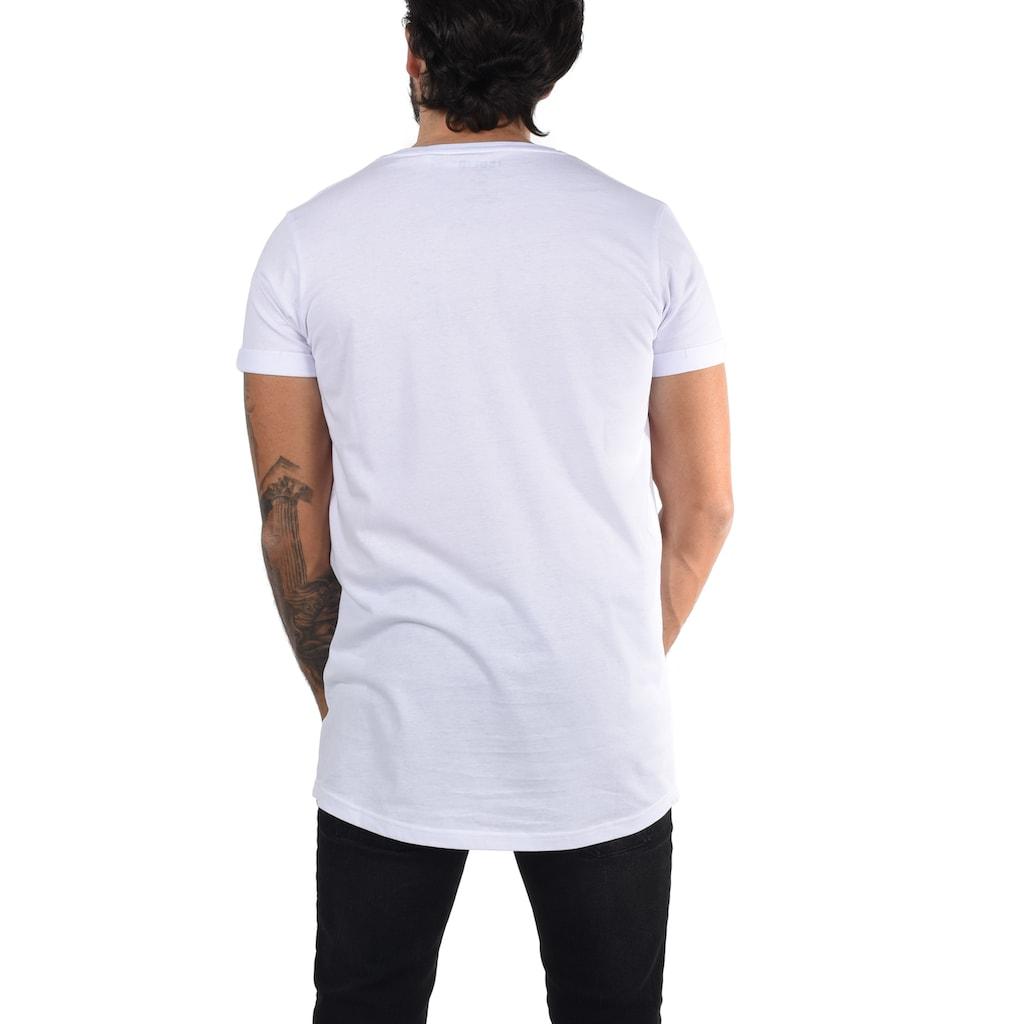 Solid Longshirt »Longo«