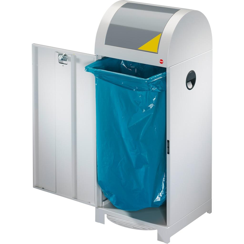 Hailo Mülleimer »ProfiLine WSB plus XXL«, Inhalt 70 Liter, integrierter Abfallbeutelhalter