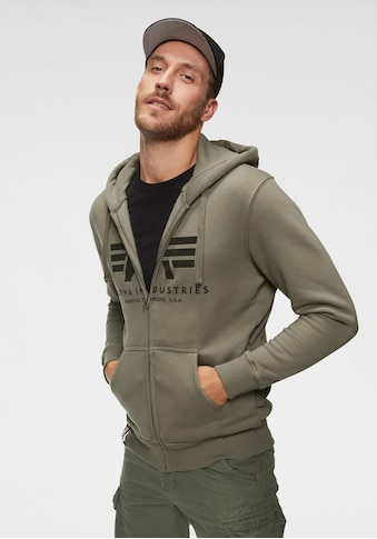 Alpha Industries Kapuzensweatjacke »BASIC ZIP HOODY« kaufen