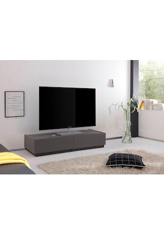 Places of Style TV-Board »Zela«, mit 2 Schubladen, Breite 123 cm kaufen