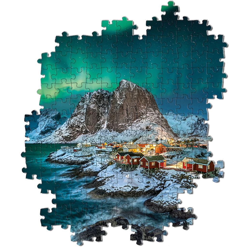 Clementoni® Puzzle »High Quality Collection - Lofoten Islands«, Made in Europe, FSC® - schützt Wald - weltweit