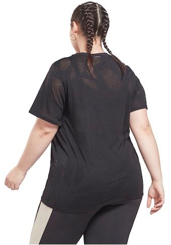 Reebok T-Shirt »TS Burnout Tee IN (PLUS SIZE)« kaufen