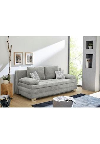 Jockenhöfer Gruppe Schlafsofa, mit Bettfunktion und Bettkasten, als Dauerschläfer... kaufen