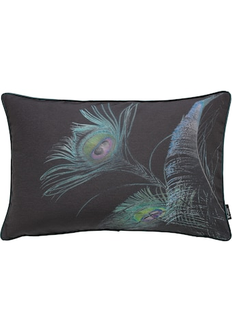 emotion textiles Kissenhülle »Pfaufeder«, (1 St.) kaufen