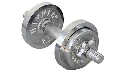 Finnlo by Hammer Kurzhantel »10 kg Chrom KH-Set«, 10 kg, (5 tlg.) kaufen