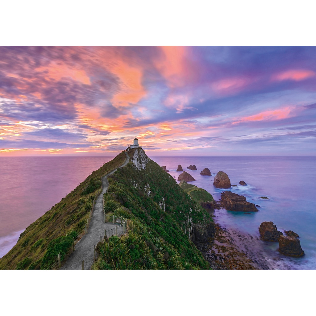 Schmidt Spiele Puzzle »Nugget Point Lighthouse - New Zealand«