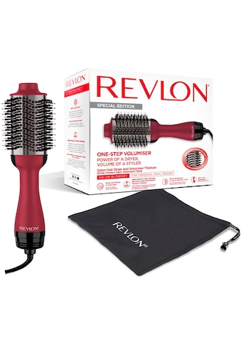 Revlon Warmluftbürste »RVDR5279UKE«, 1 Aufsätze}, Salon One-Step Haartrockner &Volumiser kaufen