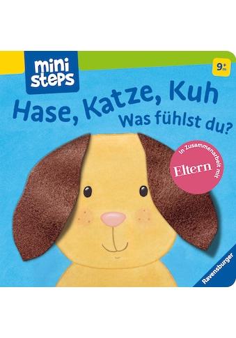 Buch »Hase, Katze, Kuh - Was fühlst du? / Kathrin Lena Orso, Angela Wiesner« kaufen