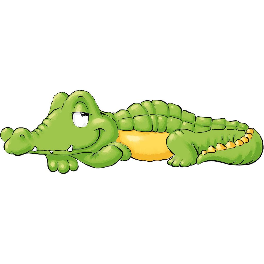 Ritzenhoff & Breker Kindergeschirr-Set »Happy Zoo, Koko«, (Set, 3 tlg.), mit Krokodil-Dekor