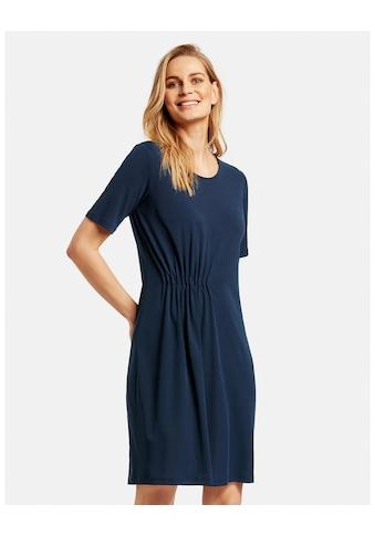 GERRY WEBER Kleid Gewirke »Kleid mit Biesen« kaufen