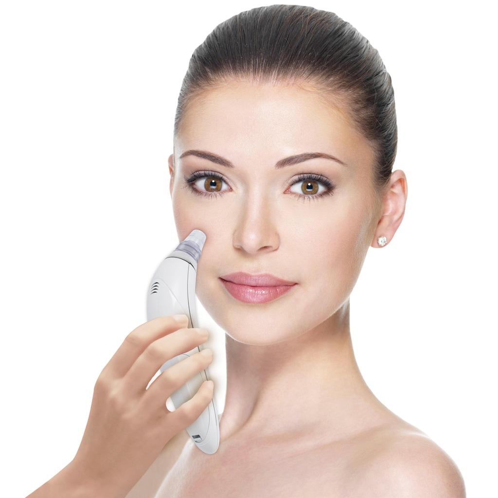 MediaShop Porenreiniger »Derma Suction«, mit 4 Aufsätzen und 2 Saugeinstellungen