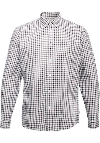 Esprit Langarmhemd, mit kariertem Muster kaufen