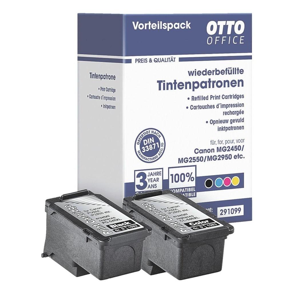 Otto Office Tintenpatronen-Set ersetzt Canon