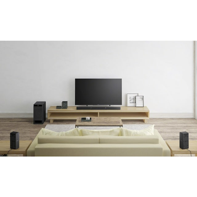 Sony »HT-RT3« Soundbar (Bluetooth, NFC, 600 Watt)