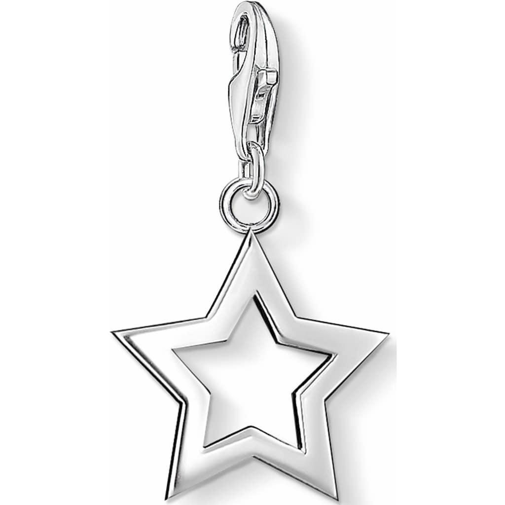 THOMAS SABO Charm-Einhänger »Stern, 0857-001-12«