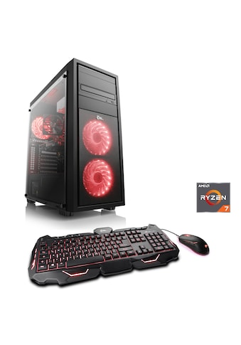 CSL Gaming PC | AMD Ryzen 7 3700X | RTX 2070S | 16 GB DDR4 | SSD »Sprint T8598 Windows 10 Home« kaufen