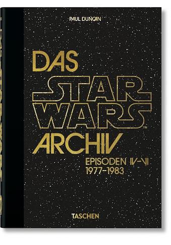 Buch »Das Star Wars Archiv. 1977-1983. 40th Anniversary Edition / DIVERSE« kaufen